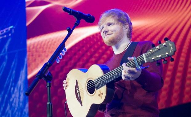 Ed Sheeran zostanie miliarderem jeszcze przed trzydziestką?