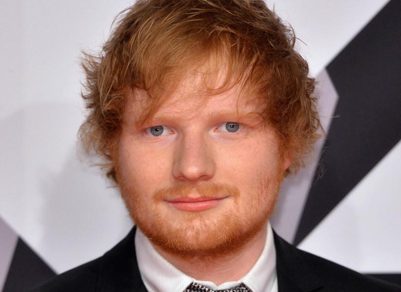 Ed Sheeran /Getty Images