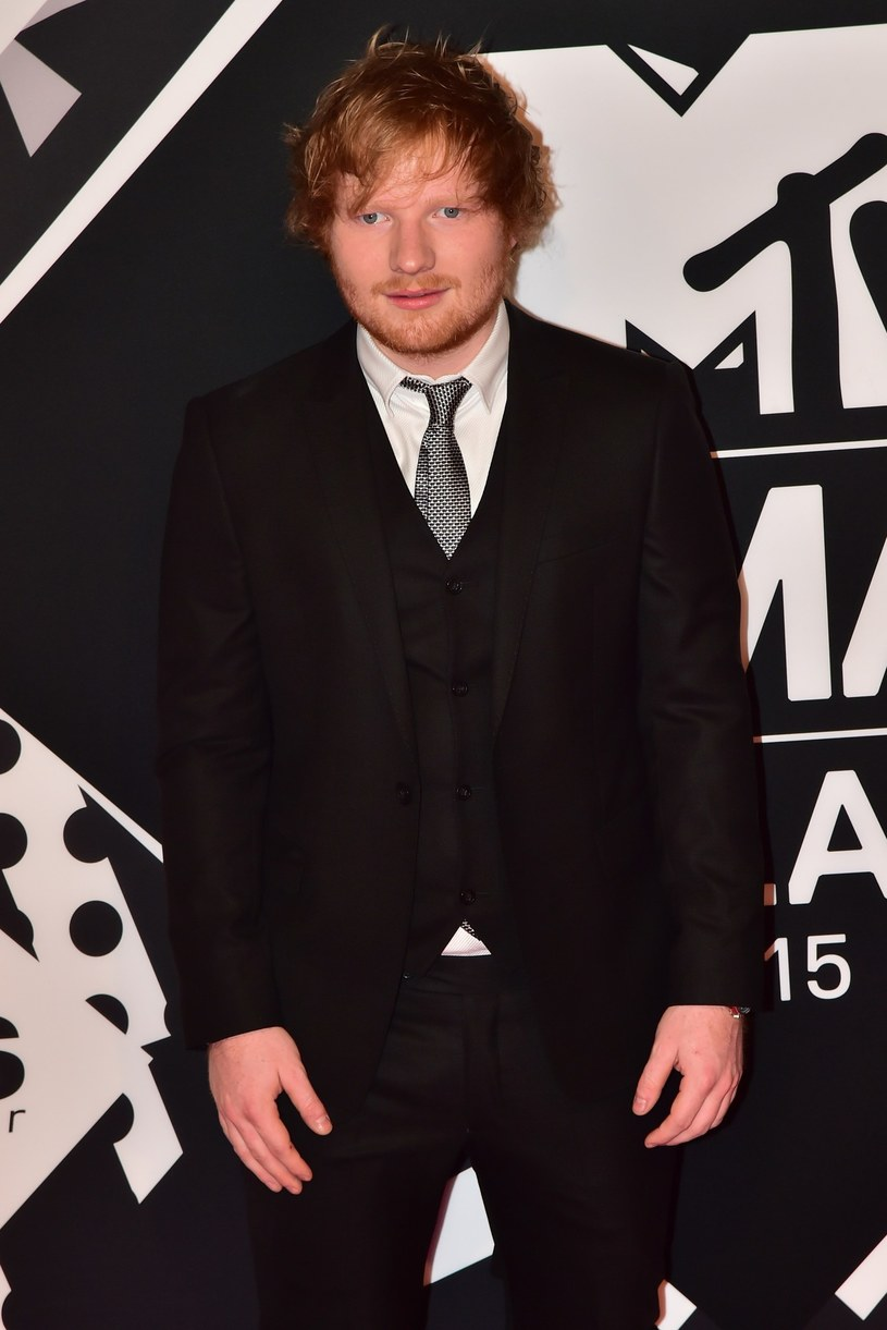 Ed Sheeran /GIUSEPPE CACACE / AFP /East News