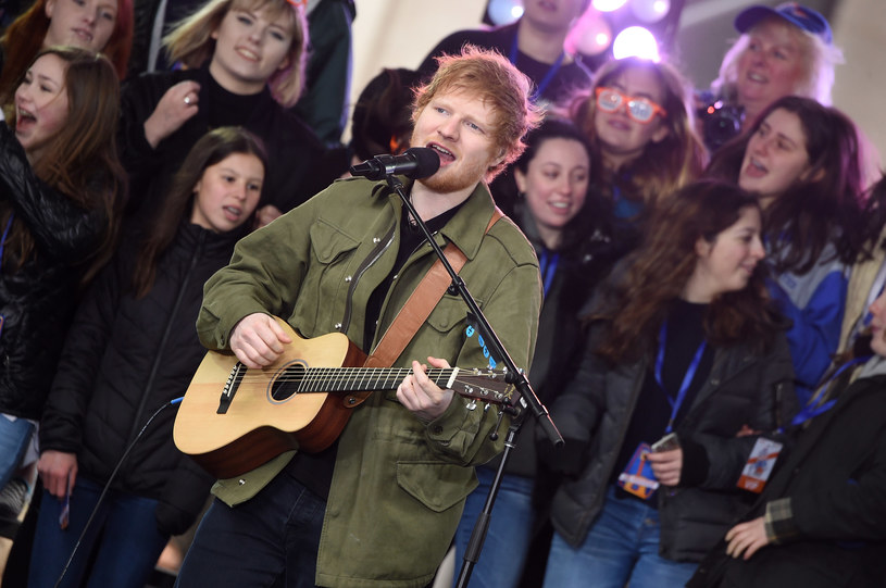 Ed Sheeran /Jamie McCarthy /Getty Images