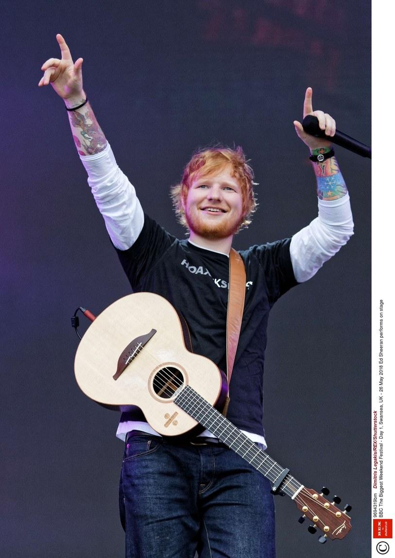 Ed Sheeran /East News