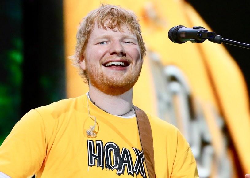 Ed Sheeran /SPLASH NEWS/ Marcello S /East News