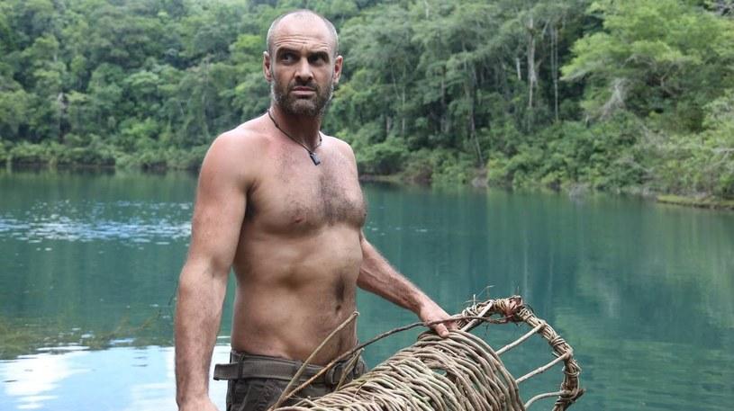 Ed Stafford w dorzeczu Amazonki /INTERIA.PL/materiały prasowe