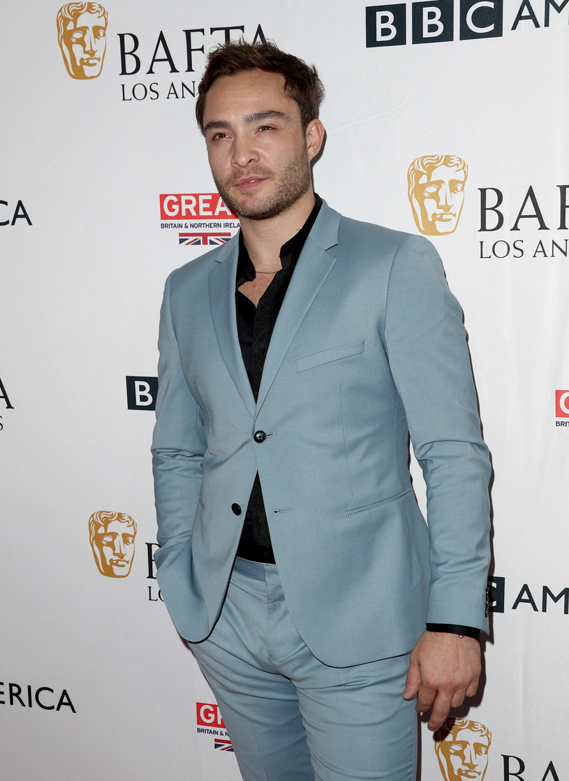 Ed Westwick /Frederick M. Brown /Getty Images