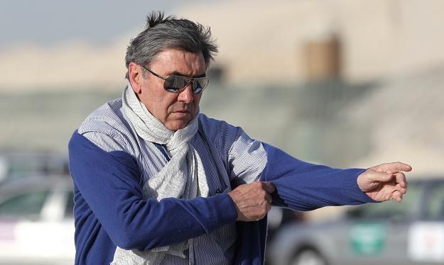 Eddie Mercx przez całą karierę jeździł na granicy życia i śmierci /AFP