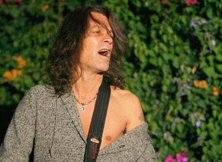 Eddie Van Halen - fot. Mark Davis /Getty Images/Flash Press Media