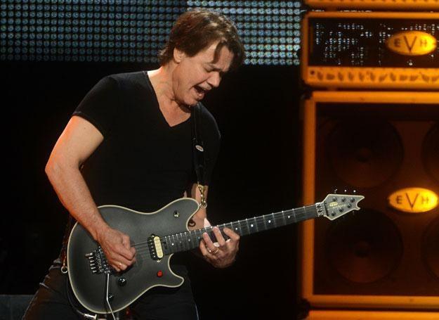 Eddie Van Halen: Gitarzysta wszech czasów? fot. Frazer Harrison /Getty Images/Flash Press Media