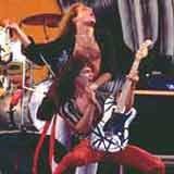 Eddie Van Halen i David Lee Roth /