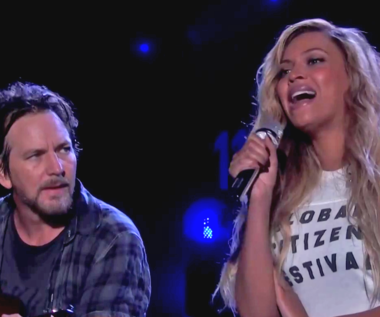Eddie Vedder i Beyonce razem: Co za duet!