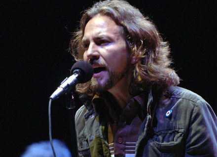 Eddie Vedder pokonał cenzurę - fot. Tim Mosenfelder /Getty Images/Flash Press Media