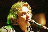 Eddie Vedder, wokalista Pearl Jam /