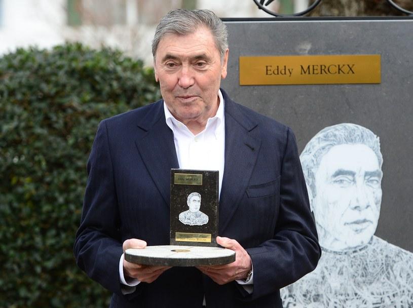 Eddy Merckx /AFP