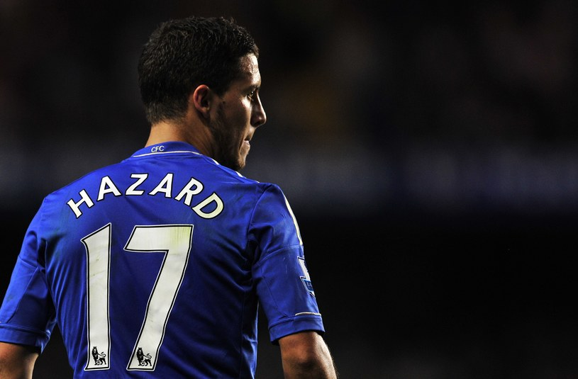 Eden Hazard - jedna z nowych gwiazd Chelsea. /AFP