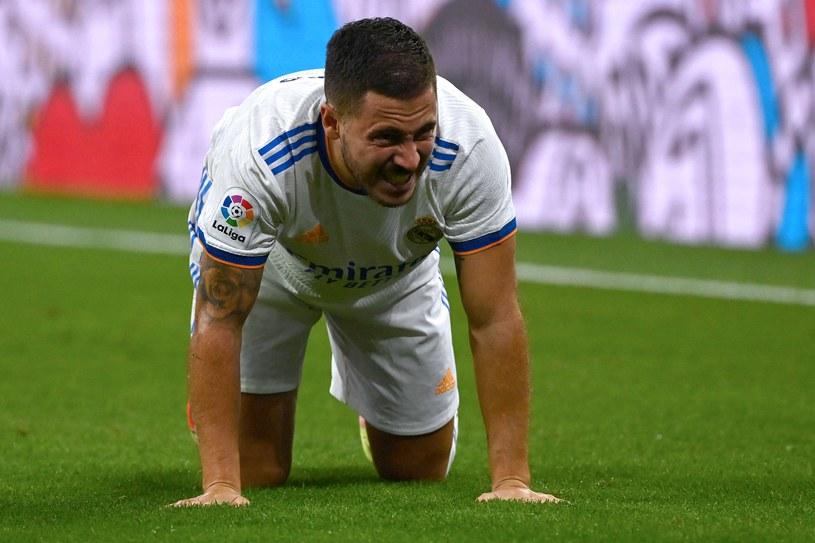 Eden Hazard /GABRIEL BOUYS /AFP