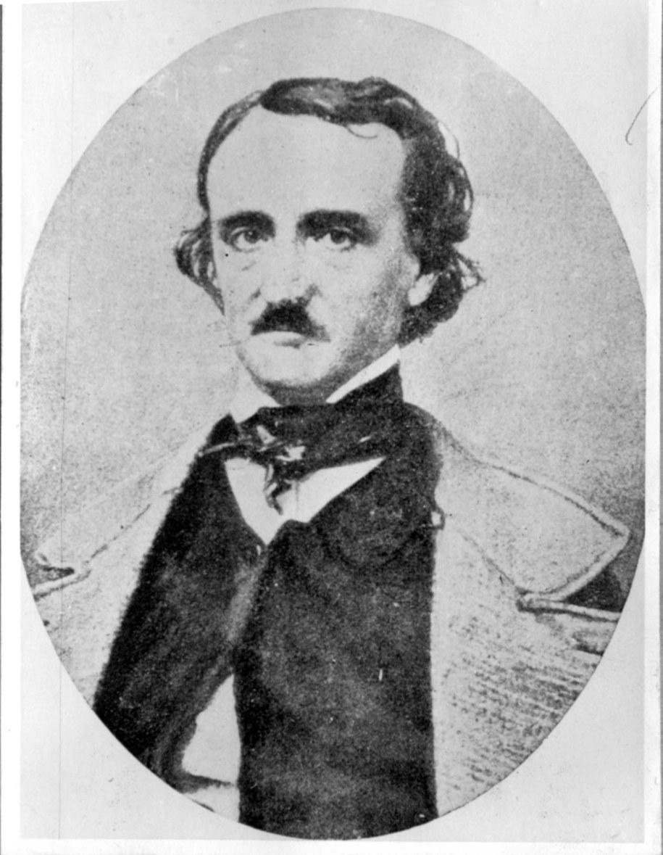 Edgar Allan Poe /PAP-ARCHIWUM /PAP