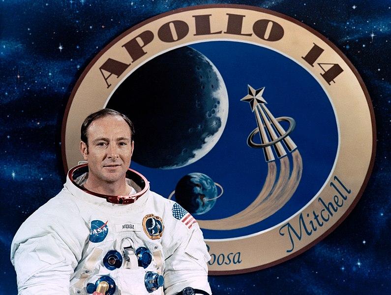 Edgar Mitchell - astronauta będący częścią eksperymentu /materiały prasowe