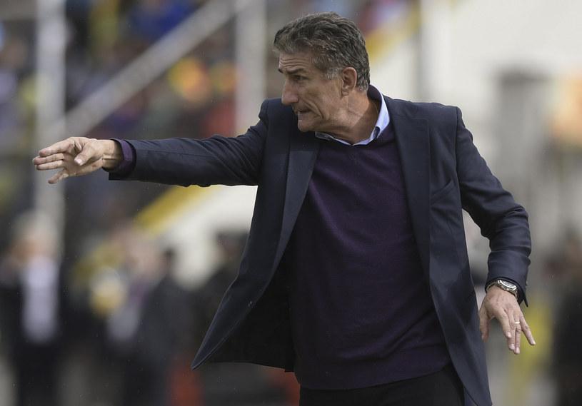 Edgardo Bauza został zwolniony po słabych wynikach reprezentacji Argentyny /AFP