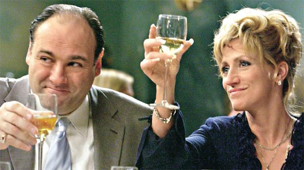 Edie Falco po latach stwierdziła, że wątek Carmeli i Tony'ego był jedną z najpiękniejszych historii miłosnych w historii telewizji /materiały prasowe