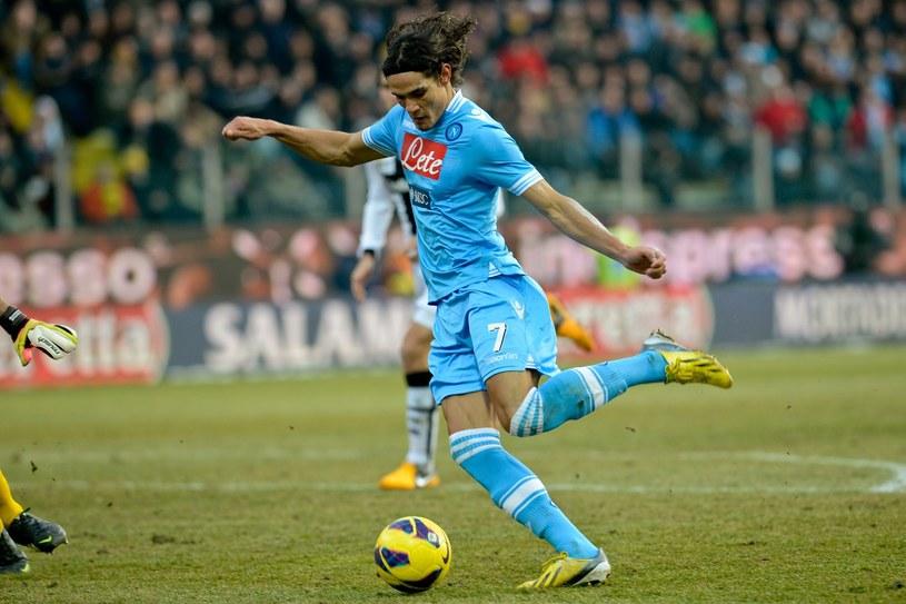 Edinson Cavani zastąpi Zlatana Ibrahimovicia? /AFP