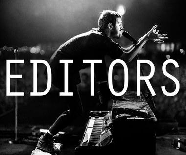 Editors na dwóch koncertach w Polsce w 2018 r.