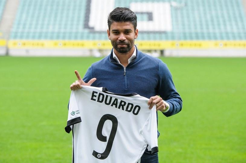 Eduardo da Silva /Rafał Oleksiewicz /East News