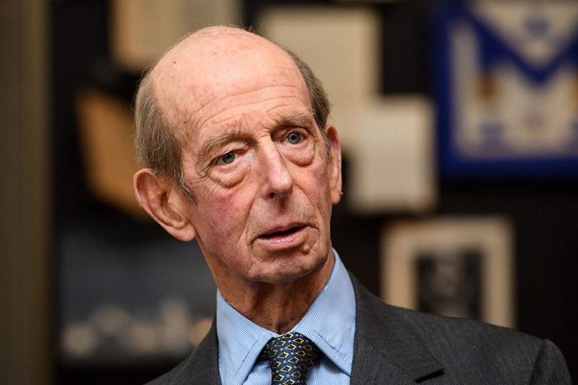 Edward, książę Kent /Carl Court /Getty Images