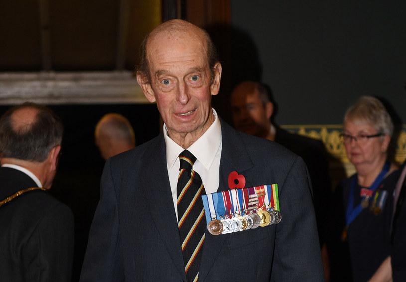 Edward, książę Kentu /AFP