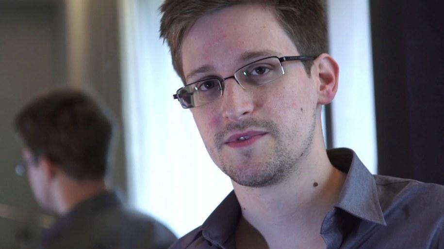 Edward Snowden /PAP/EPA/GLENN GREENWALD / LAURA POITRAS /PAP/EPA