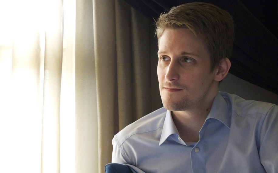 Edward Snowden /Photo courtesy of The Guardian   /PAP/EPA
