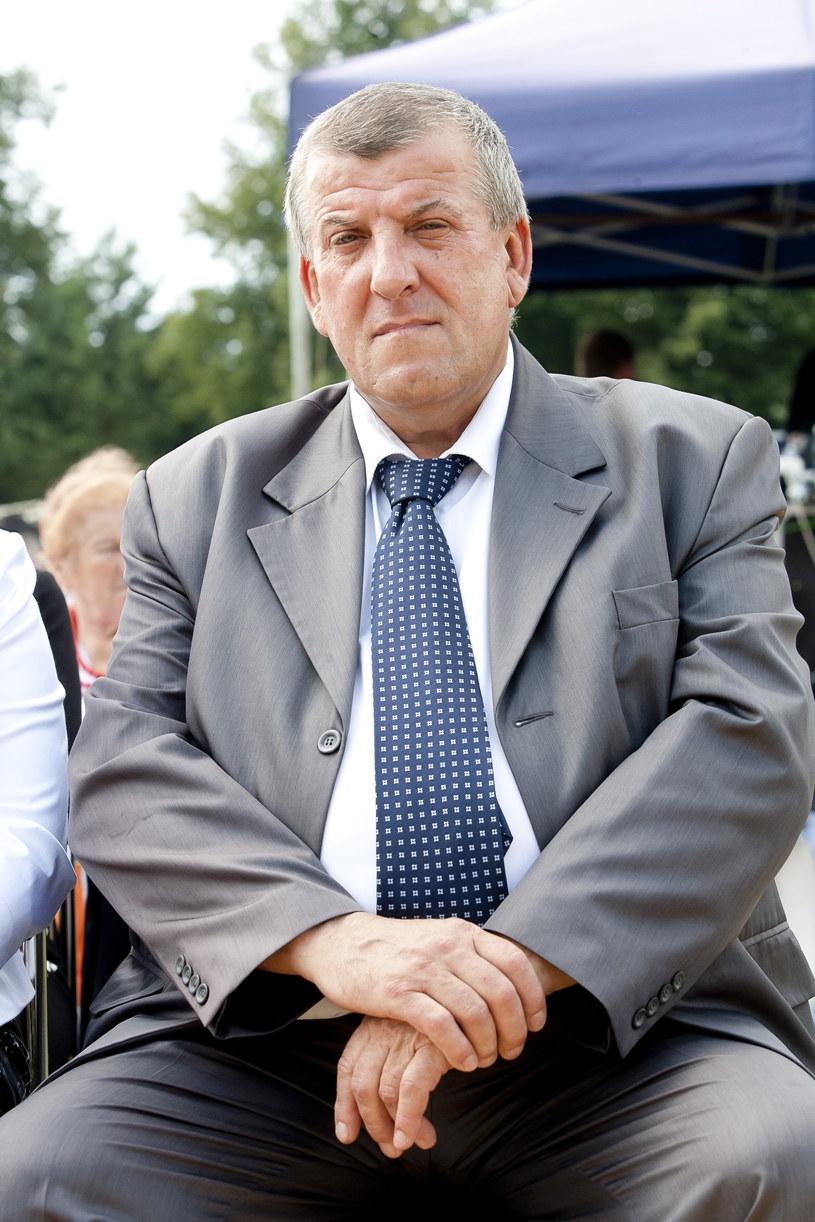 Edward Szydło /Gagulski /Agencja FORUM