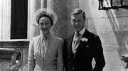 Edward VIII i Wallis Simpson: Miłość kosztowała go utratę korony