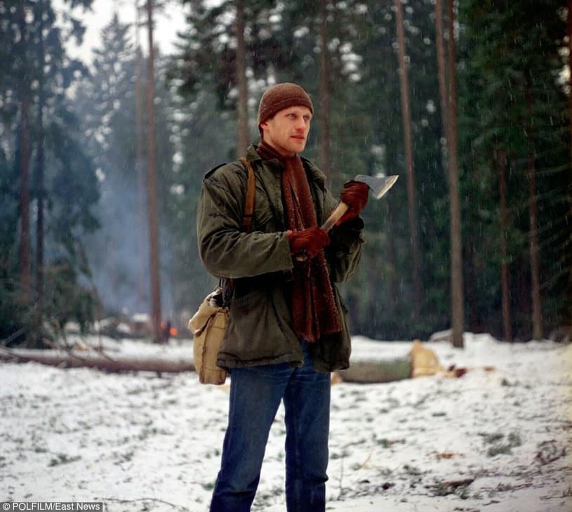 """Edward Żentara w filmie """"Siekierezada"""" /East News/POLFILM"""