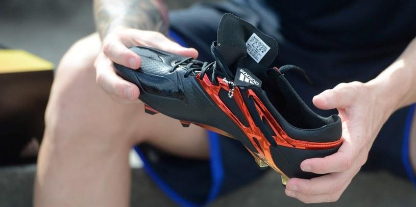 Edycja butów Messi 10/10 dostępna będzie jedynie w rozmiarze Leo Messiego /materiały prasowe