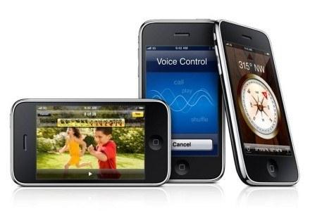 Edycja materiałów wideo, sterowanie głosem i kompas - jedne z 3 nowości w iPhone 3GS /materiały prasowe