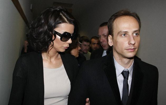 Edyta Górniak, Dariusz Krupa, fot. Jarosław Wojtalewicz  /AKPA