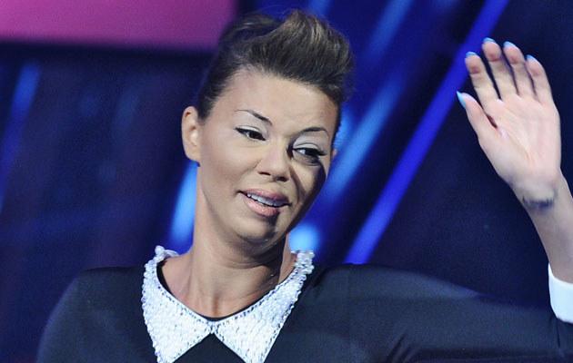 Edyta Górniak, fot. Andras Szilagyi  /MWMedia