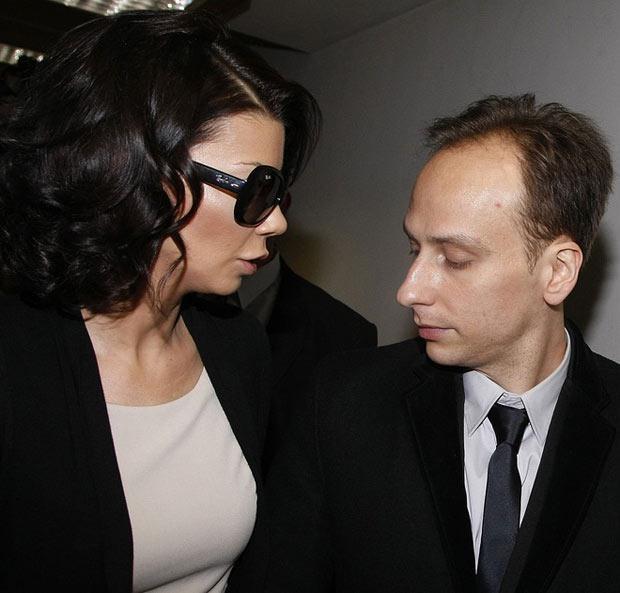 Edyta Górniak i Darek Krupa, fot. Jarosław Wojtalewicz  /AKPA