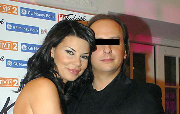 Edyta Górniak i Dariusz K. byli małżeństwem przez pięć lat /Marek Ulatowski /MWMedia