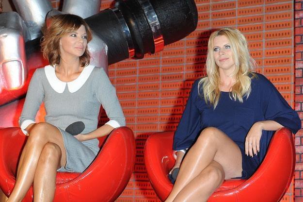 Edyta Górniak i Maria Sadowska konkurowały o 20-letnią Kasię Stanek /MWMedia