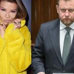 Edyta Górniak o szczepionce na COVID-19: Wolę odejść z tego świata! Łukasz Szumowski odpowiada!