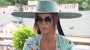 Edyta Górniak w ogromnym kapeluszu wyznaje: Donatan nadal mnie nie przeprosił