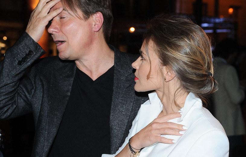 Edyta Herbuś była także związana z reżyserem Mariuszem Trelińskim /Andras Szilagyi /MWMedia