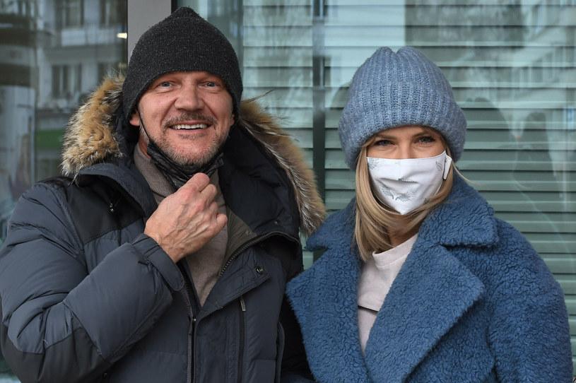 Edyta i Cezary planują długo wyczekaną podróż poślubną /VIPHOTO /East News