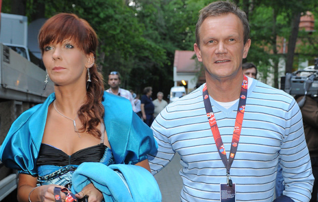 Edyta i Czarek, fot. Andrzej Szilagyi  /MWMedia