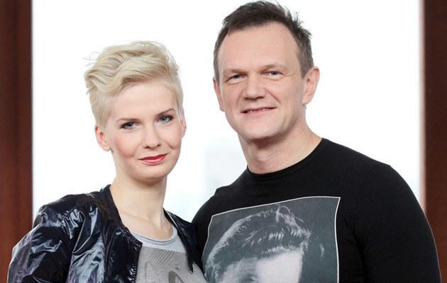Edyta i Czarek, fot.Piotr Bławicki  /East News