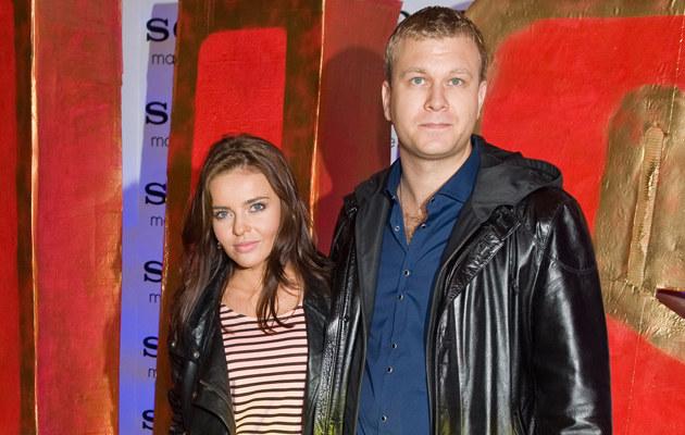 Edyta i Maciek, fot.Jarosław Antoniak  /MWMedia