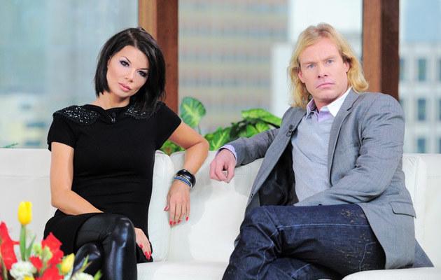 Edyta i Rinke, fot.Wojciech Olszanka  /East News