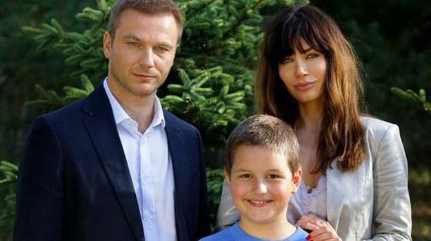 Edyta okaże się dawną kochanką Andrzeja i matką jego nieślubnego dziecka! /MTL Maxfilm