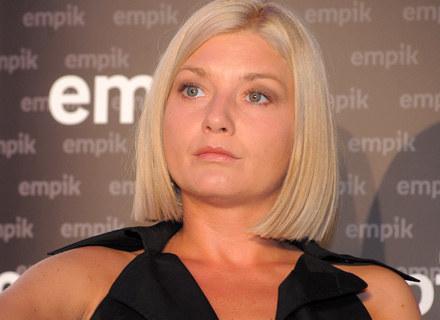 Edyta Olszówka, fot. Andras Szilagyi /MWMedia