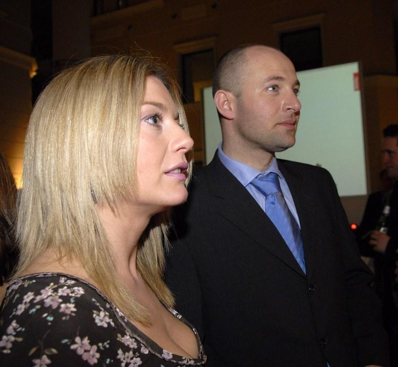 Edyta Olszówka i Szymon Bobrowski /Tricolors /East News